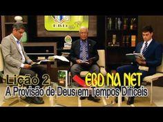 A Provisão de Deus em Tempos Difíceis – EBD na Net - EBDWeb
