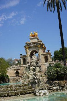 Barcelonas grüne Lunge - der Parc de la Ciutadella