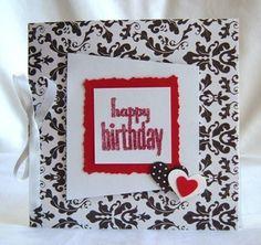 Happy Birthday Cards Handmade