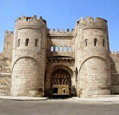 Bab ElFetouh Gate ......... One Of Old  Cairo Gates