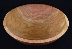 15 Hardwood Cherry BowlFinished Cherry BowlCherry by Hofcraft