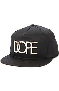 f1a360ff8ba5f Dope Hat 24k in Black Dope Hats
