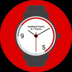 9to5 Watch Face