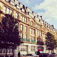 """@Mimi Ikonn's photo: """"Beautiful day in #London ☀️"""""""