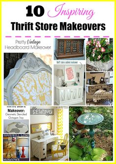 10-inspiring-thrift-store-makeovers.jpg 650×918 pixels