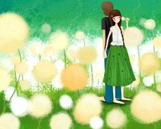 Kai Fine Art is an art website, shows painting and illustration works all over the world. Korean Illustration, Digital Illustration, Decoupage, Illustrator, Short Poems, Pretty Art, Fairy Tales, Concept Art, Poster