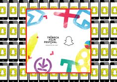 SNAPCHAT AT TRIBECA FILM FESTIVAL - #snapchat #tribecafilmfestival #thesnapchatweek #video