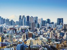 Our Five Fave Tokyo Neighbourhoods - Our Five Fave Tokyo Neighbourhoods