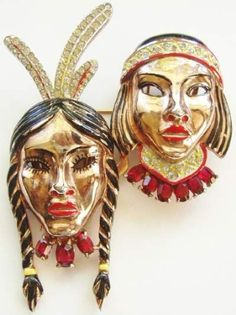 Google Image Result for http://www.antiquetrader.com/wp-content/uploads/Coro-Duette-Native-Americans-The-More-the-Merrier.jpg