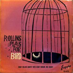 jazz esquire records sonny rollins kenny dorham max roach