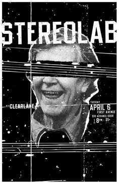 Stereolab by Dave Motorcoat