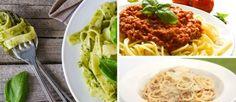 Die besten Nudelsoßen der Welt! Leckere Rezepte für Bolognese & Co.