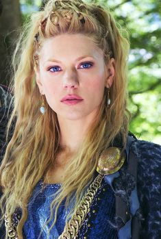 Lagertha She is just so freaking beautiful