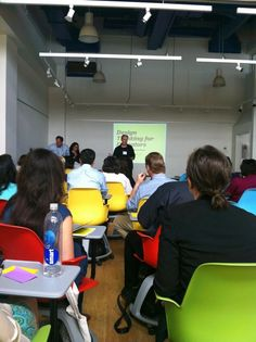 Thoughts on the Design Thinking For Educators Workshop