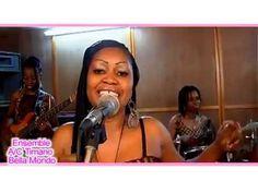"""Haitian Music """"Kompa"""" Interpreted BY African Band """"Bella Mondo"""".... Congratulations to our african sisters"""