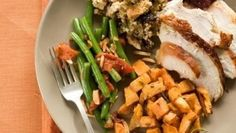 Tips and tricks to lighten up your holiday meal