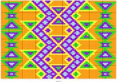 Stitch Fiddle is an online crochet, knitting and cross stitch pattern maker. Cross Stitch Pattern Maker, Cross Stitch Patterns, Mochila Crochet, Tapestry Crochet Patterns, Crochet Purses, Beading Patterns, Knitting, Crafts, Indian Rugs