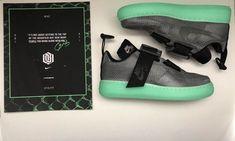 12d142799191e Nike Air Force 1 Utility QS Odell Beckham Jr OBJ Green Glow Shoe Size 4.5  #fashion #clothing #shoes #accessories #kidsclothingshoesaccs #boysshoes  (ebay ...