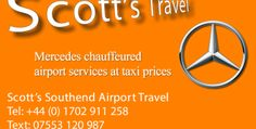 Southend Business Chauffeur To Heathrow Airport