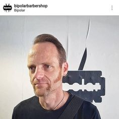 Move to Singapore become a hair model all going according to plan. Repost @bipolarbarbershop with thanks to @ross.brockman for spotting it