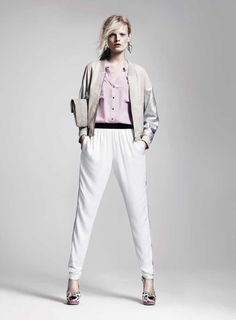 #BGSale - Hello perfect summer tuxedo pant from L'Agence. $159
