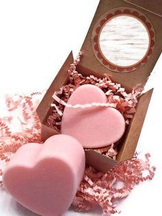 Souvenir Corazón de Rosa mosqueta