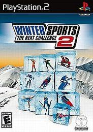 Winter Sports 2: The Next Challenge - PS2 game | $5 start bid | December 29th, 3am CST #Tophatter