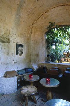 La Colombe d'Or - St Paul de Vence #Arthotel #provencalfood
