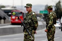 Nuevas protestas obligan parar transporte masivo en Bogotá