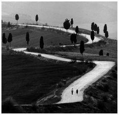 Gianni Berengo Gardin :: Toscana, 1965
