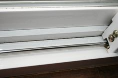 DIY CLEANING HACK: Clean Nasty Window Tracks Using One Simple Trick