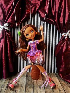 Puppet, Cedar Wood Ever After High Doll