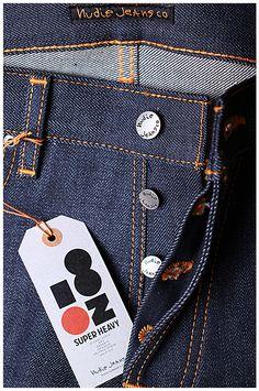 Nudie Jeans co #hangtag