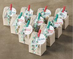 Win een Stampin' up knutsel pakket! Leuk om cadeautjes en cadeauverpakkingen voor kerst, verjaardagen en feestdagen mee te maken. DIY met stamping!