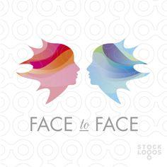 Face to Face Beauty Salon #logo