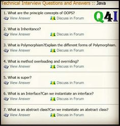 Software Projectsinterview Questions And Answers