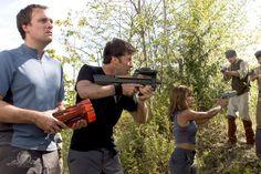 McKay, Sheppard and Teyla - The Brotherhood s1