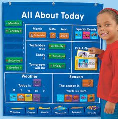 All About Today Activity Center at Lakeshore Learning