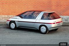 1986 Volkswagen Orbit (ItalDesign Giugiaro)