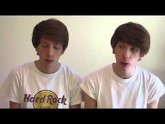 Say Something - A Great Big World feat. Christina Aguilera cover CIUFFI ROSSI - YouTube