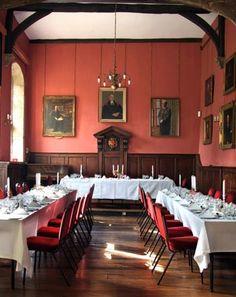 Fine Dining At St Edmund Hall