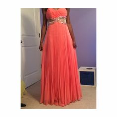 d320d3879d0 Spotted while shopping on Poshmark: Coral B.Darlin Formal Dress! #poshmark #