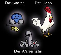 An example of the many compound words in German. German Language Learning, Language Study, Foreign Language, Funny German Phrases, European Languages, Compound Words, Learn German, New Poster, Cool Words