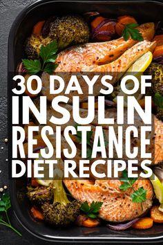 Best Diet Foods, Best Diets, Insulin Resistance Diet, Diabetic Meal Plan, Pcos Meal Plan, Healthy Diabetic Recipes, Healthy Menu Plan, Diabetic Food List, Diabetic Breakfast Recipes