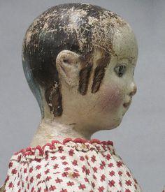 Izannah Walker Chronicles: Izannah Walker Doll SOLD