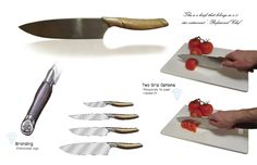 Cutlery by Tom Holtz at Coroflot.com