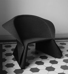The COAT Chair by Fredrik Färg