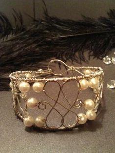 Wire Wrap Bracelet by wanting