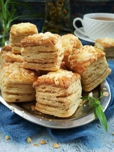 Homemade Cakes, Winter Food, Scones, Ham, Donuts, French Toast, Bakery, Dessert Recipes, Food And Drink