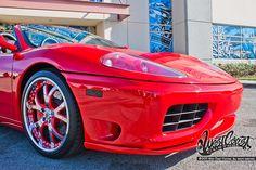 Ferrari by West Coast Customs